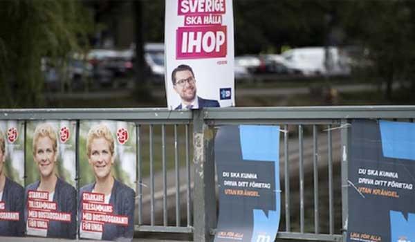 Κρίσιμες εκλογές στη Σουηδία. Φόβοι για άνοδο της ακροδεξιάς