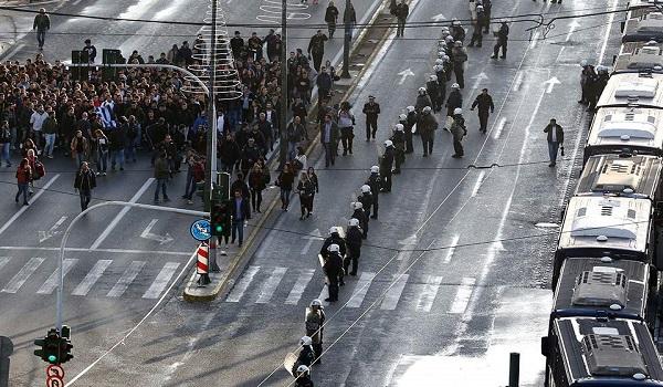 Αστακός η Αθήνα για το Πολυτεχνείο: Κλειστοί δρόμοι και σταθμοί του Μετρό