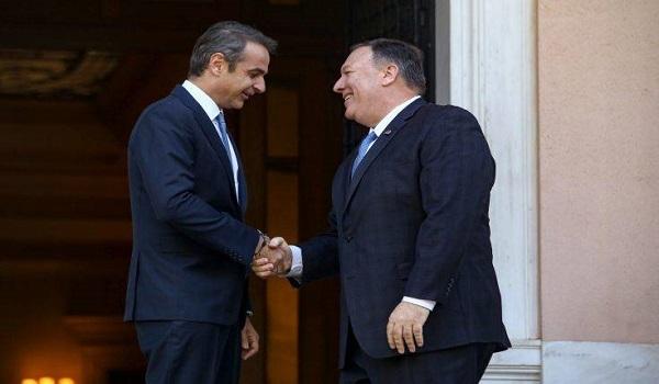 Πομπέο: «Υπάρχουν και όρια δεν θα αφήσουμε την Τουρκία να κάνει παράνομες γεωτρήσεις»