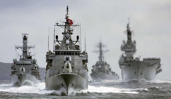 Τι σημαίνει η παρουσία του ρωσικού στόλου στην Ανατολική Μεσόγειο;