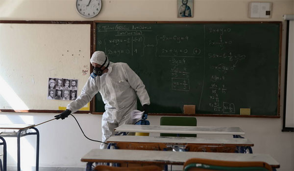 Πως θα ανοίξουν τα σχολεία στις 7 Σεπτεμβρίου λόγω κορονοϊού; Τα σενάρια