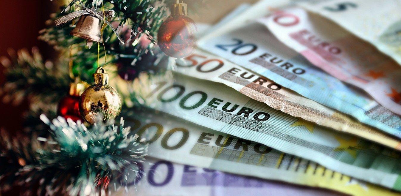 Δώρο Χριστουγέννων μέχρι τις 21 Δεκεμβρίου.  Κανόνας τα 534€ όχι τα 800€